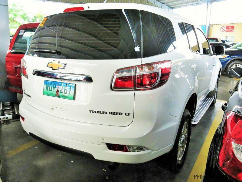 Used Chevrolet Trailblazer 2014 Trailblazer For Sale