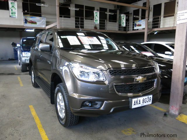 Used Chevrolet Trailblazer  2014 Trailblazer for sale  Quezon