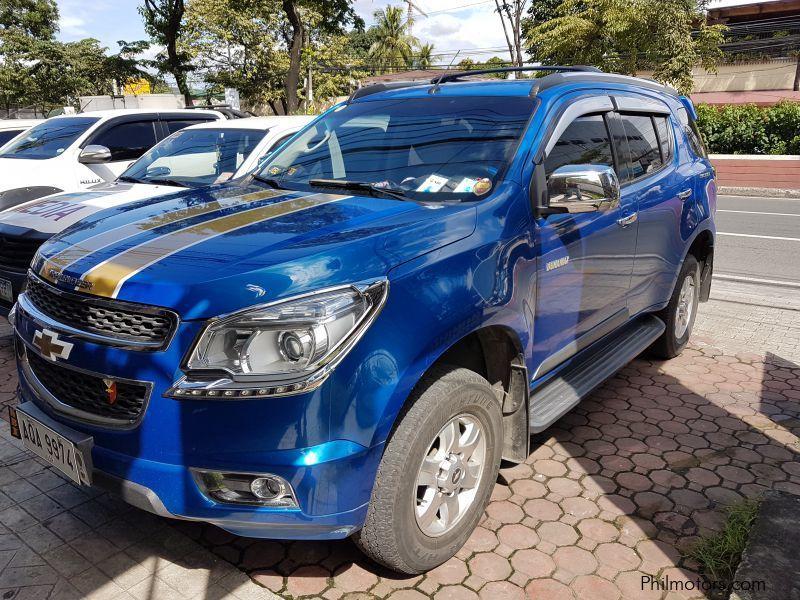 Chevrolet Trailblazer Philippines Glimpses And Glances