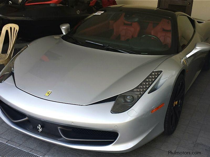Ferrari 458 Italia Local In Philippines ...