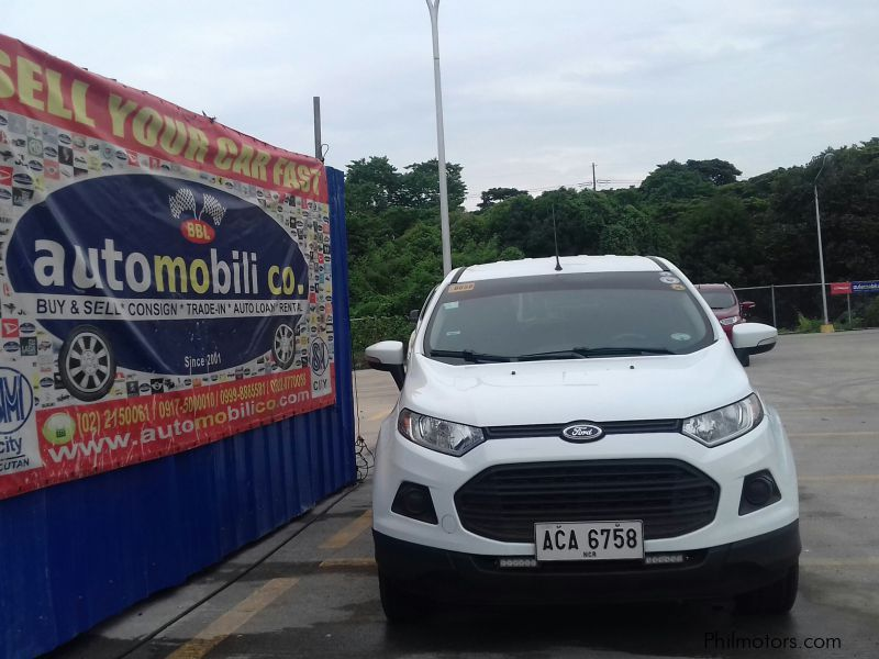 used ford ecosport 2014 ecosport for sale paranaque city ford ecosport sales ford ecosport price 588,000 used cars
