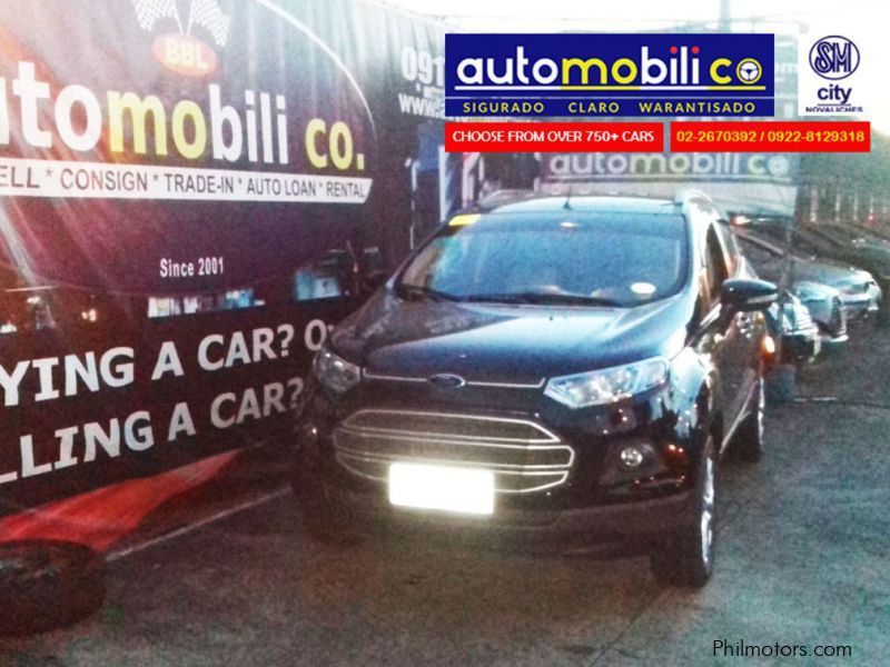 used ford ecosport 2014 ecosport for sale paranaque city ford ecosport sales ford ecosport price 628,000 used cars