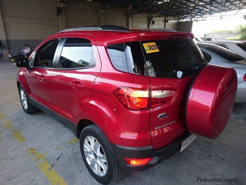 Used Ford Ecosport 2014 Ecosport For Sale Pampanga