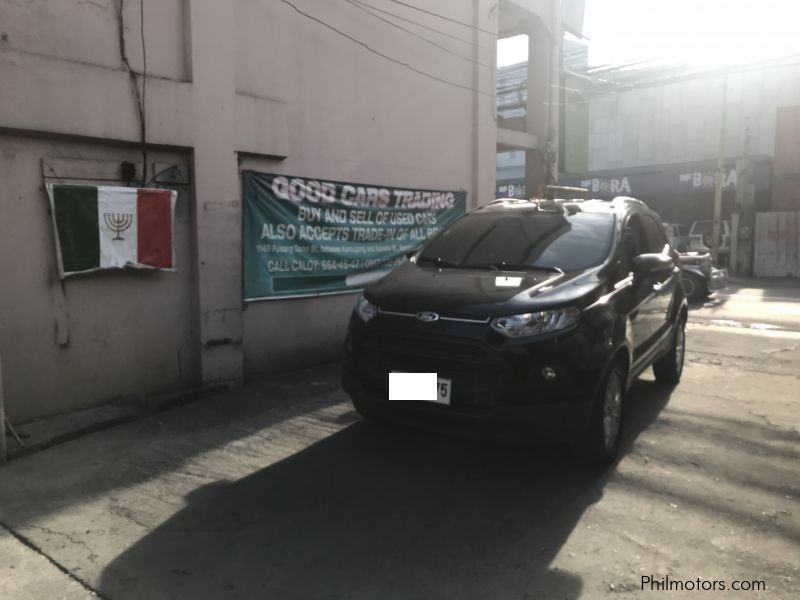 used ford ecosport 2014 ecosport for sale makati city ford ecosport sales ford ecosport price 490,000 used cars