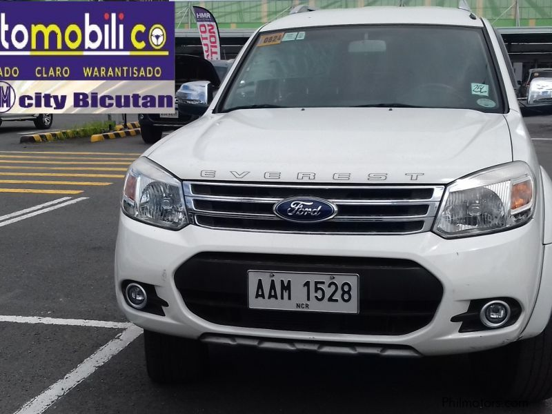 used ford everest 2014 everest for sale paranaque city ford everest sales ford everest price 898,000 used cars