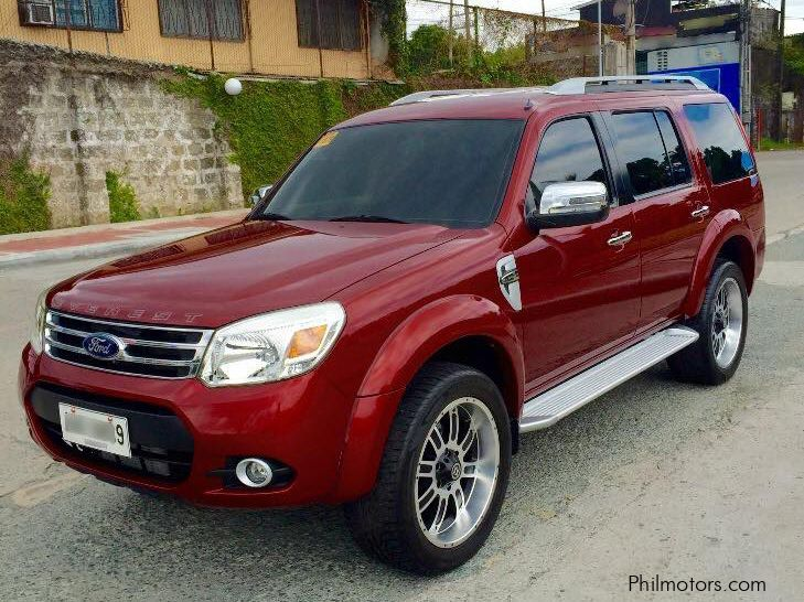 Used ford everest 2014 everest for sale marikina city for Phil long ford used cars motor city