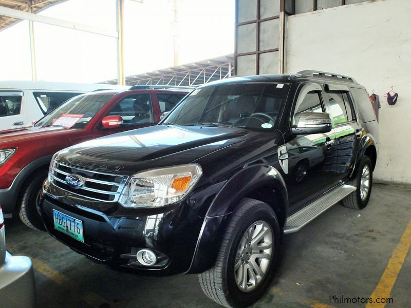 Used Ford Everest | 2014 Everest for sale | Pasig City ...
