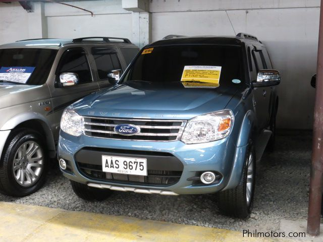 Used Ford Everest  2014 Everest for sale  Quezon City Ford