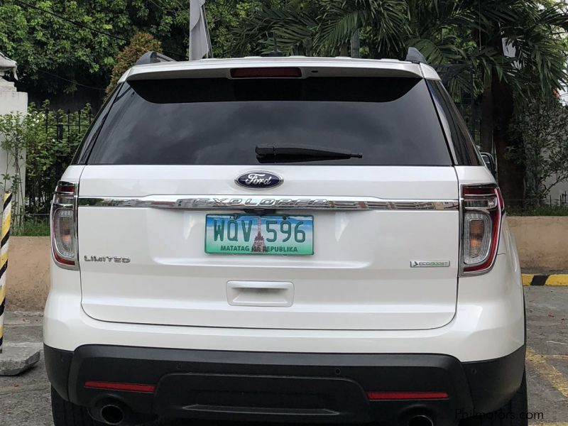 Ford Explorer in Philippines