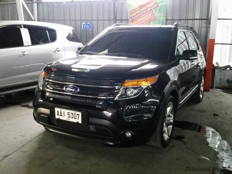 Ford Explorer Limited Eco Boostin Philippines