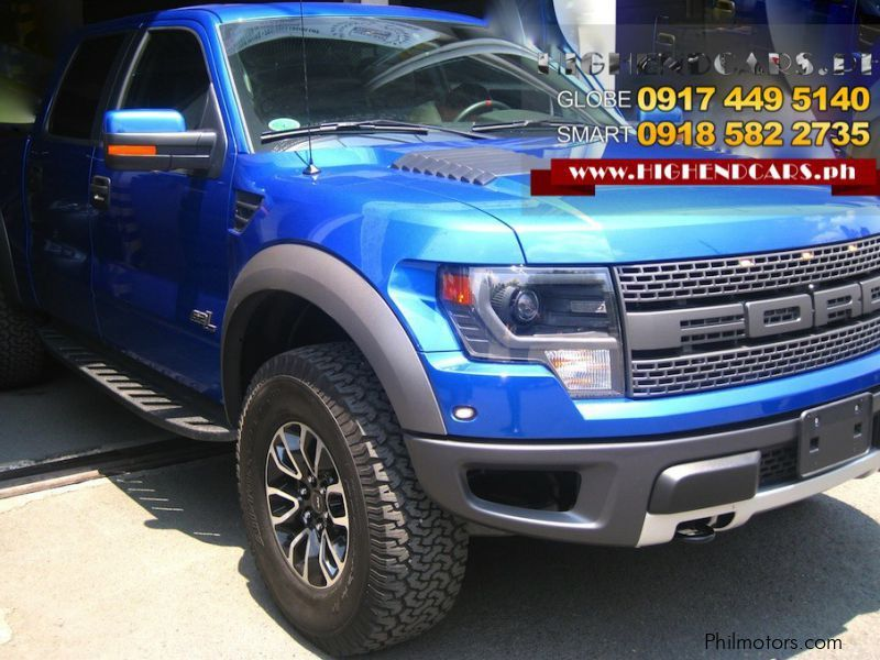 New Ford F150 Raptor SVT | 2014 F150 Raptor SVT for sale ...