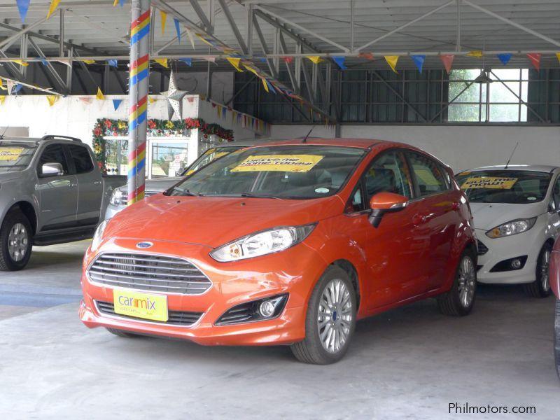 Used Ford Fiesta 2014 Fiesta For Sale Pampanga Ford