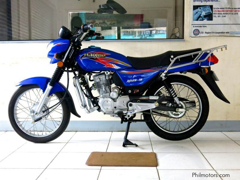 K Dealer Kawasaki New Haojue HJ 12...