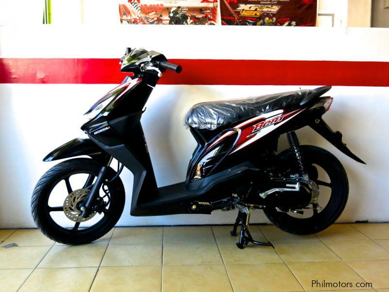 Honda Beat Scooter 110 in
