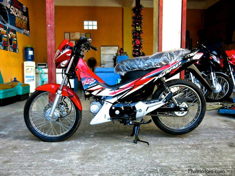 New Honda Road Sport RS 125 | 2014 Road Sport RS 125 for ...