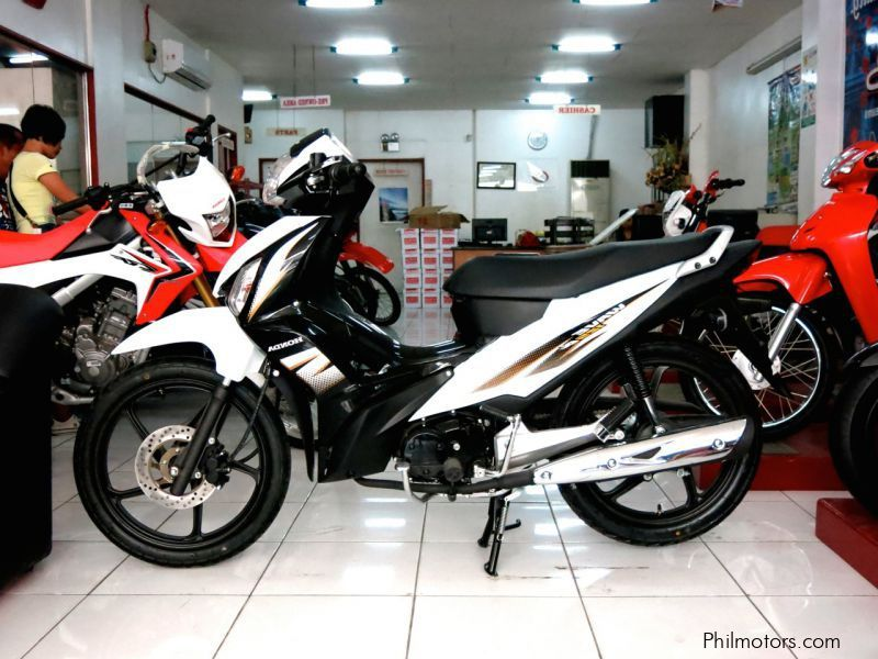 New Honda Wave 125 Alpha | 2014 Wave 125 Alpha for sale ...