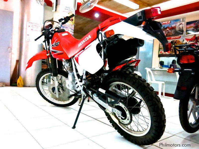 New Honda XR 20...