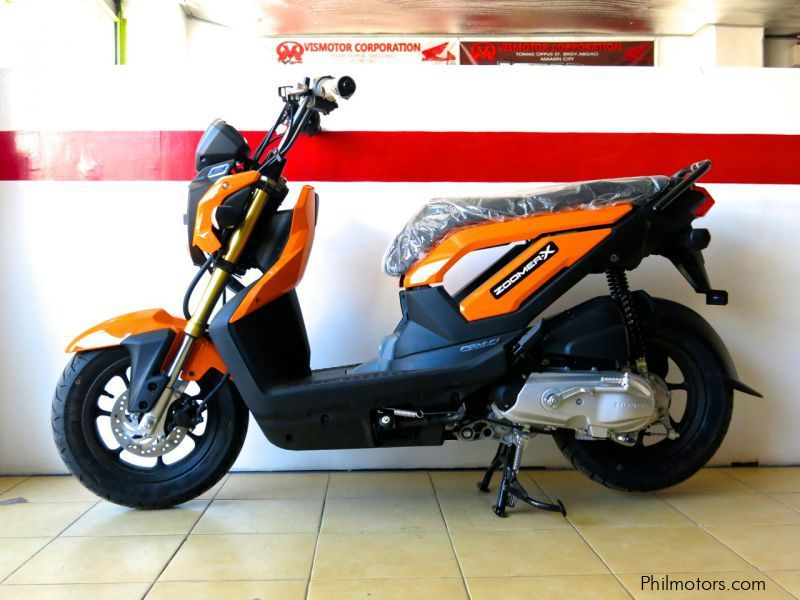 New Honda Zoomer X 110 | 2014 Zoomer X 110 for sale | Countrywide Honda Zoomer X 110 sales ...