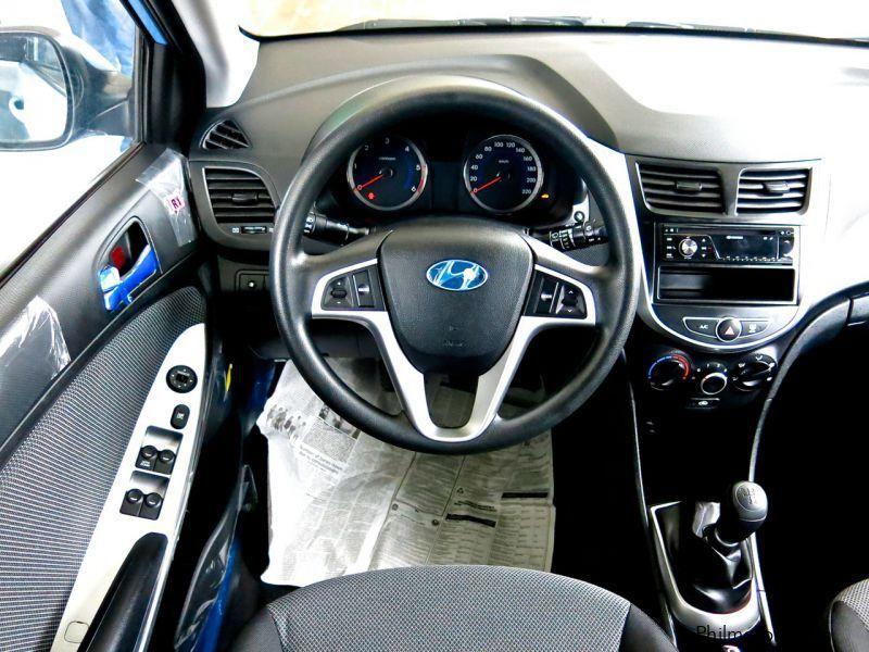 Hyundai Accent CRDi in Philippines