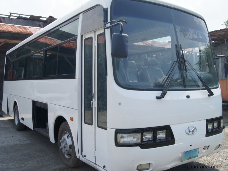 hyundai minibus philippines used hyundai aerotown bus 2014 aerotown bus for sale