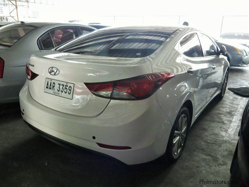 Used Hyundai Elantra 2014 Elantra For Sale Quezon City