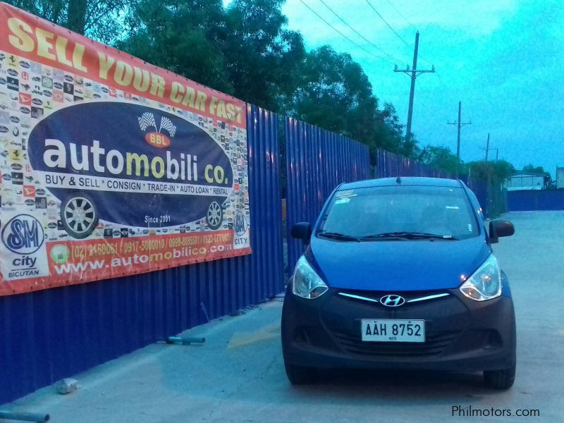 used hyundai eon 2014 eon for sale paranaque city hyundai eon sales hyundai eon price 198,000 used cars
