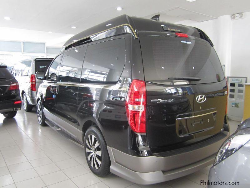 New Hyundai Grand Starex Limousine 2014 Grand Starex