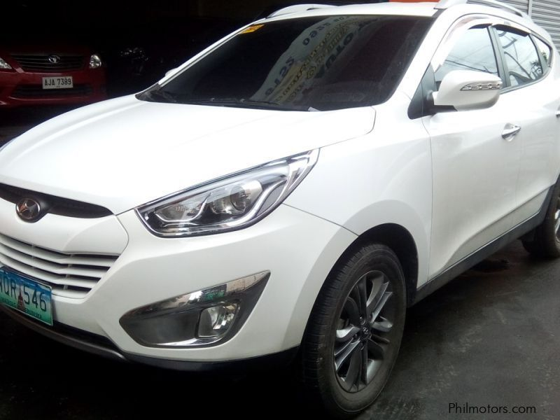 Used Hyundai Hyundai Tucson Theta II 2 0 automatic gas 2014 | 2014