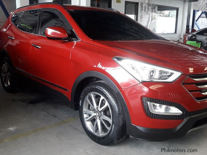 used hyundai santa fe 2014 santa fe for sale pampanga hyundai santa fe sales hyundai santa fe price 828,000 used cars