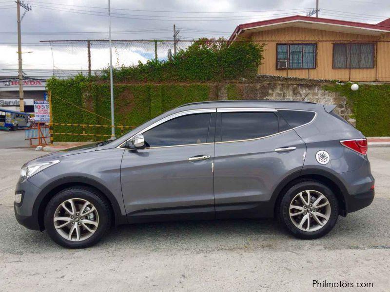 Hyundai Santa Fe Second Hand Cars For Sale Philippines