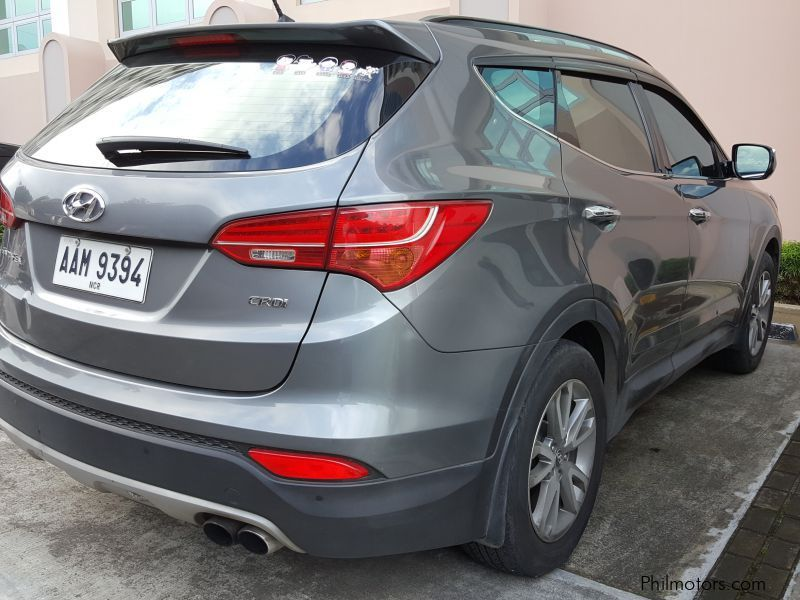 Used Hyundai Sta Fe 2014 Sta Fe For Sale Quezon City