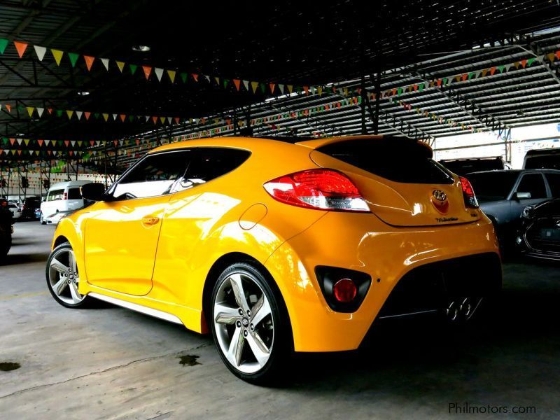 New Hyundai Veloster Turbo 2014 Veloster Turbo For Sale