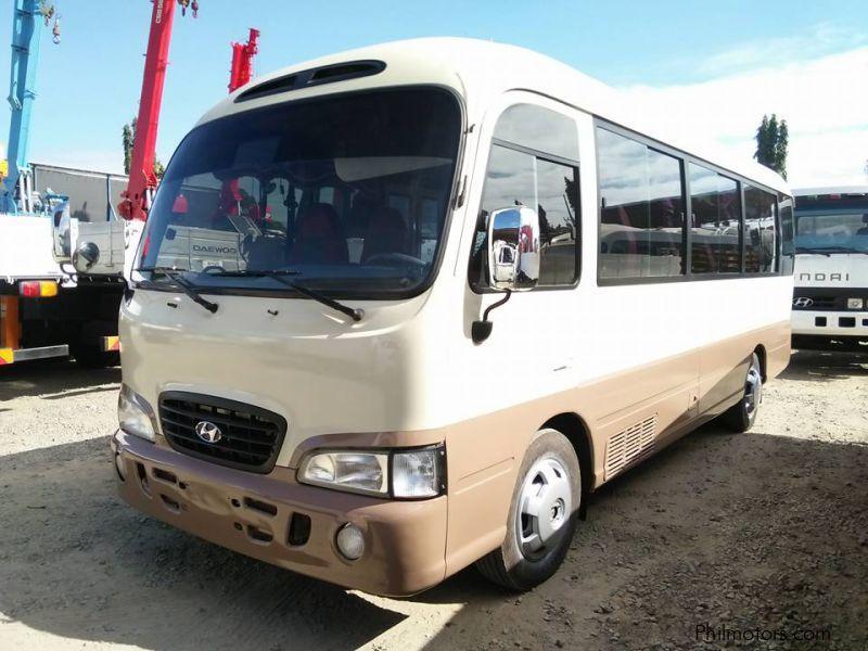hyundai minibus philippines