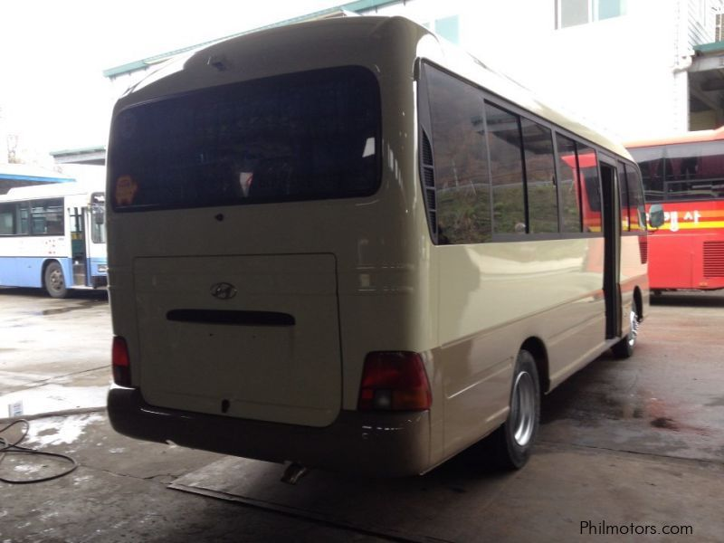 used hyundai county bus 2014 county bus for sale