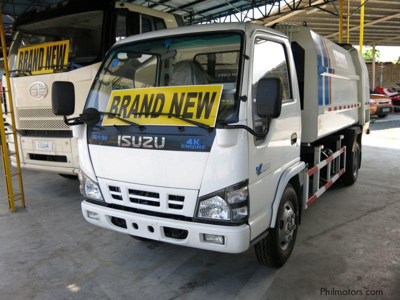 New Isuzu Garbage Truck | 2014 Garbage Truck for sale ...