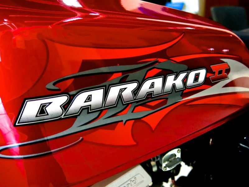 New Kawasaki Barako Ii 175 2014 Barako Ii 175 For Sale