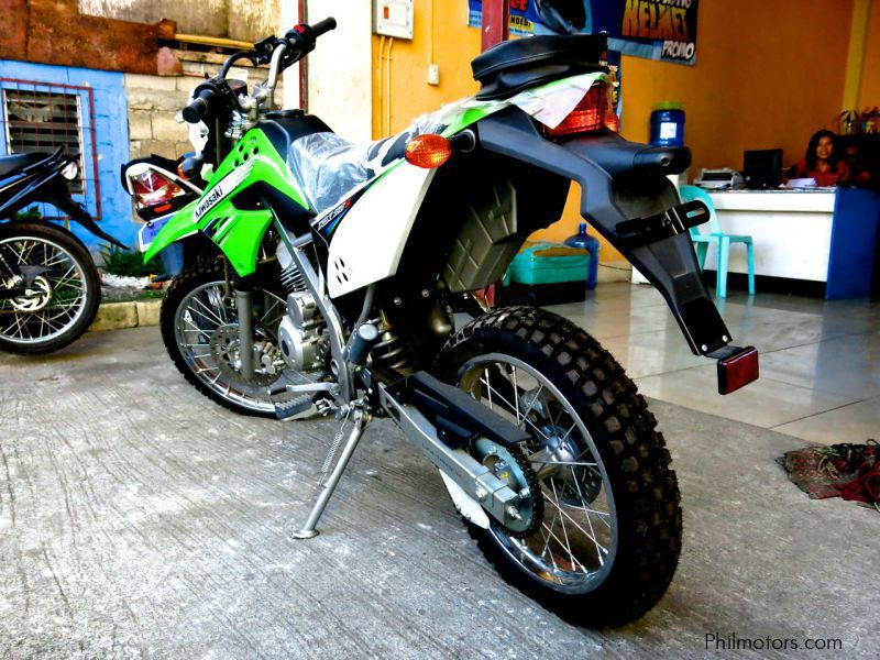 Kawasaki Klx  Modified Philippines