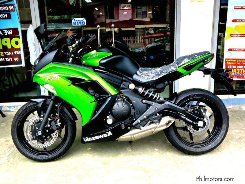 New Kawasaki Ninja 650 R 2014 Ninja 650 R For Sale Countrywide