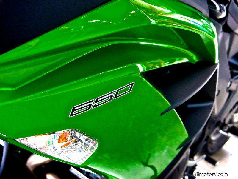 New Kawasaki Ninja 650 R 2014 Ninja 650 R For Sale