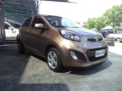 Used Kia Picanto 2014 Picanto For Sale Paranaque City