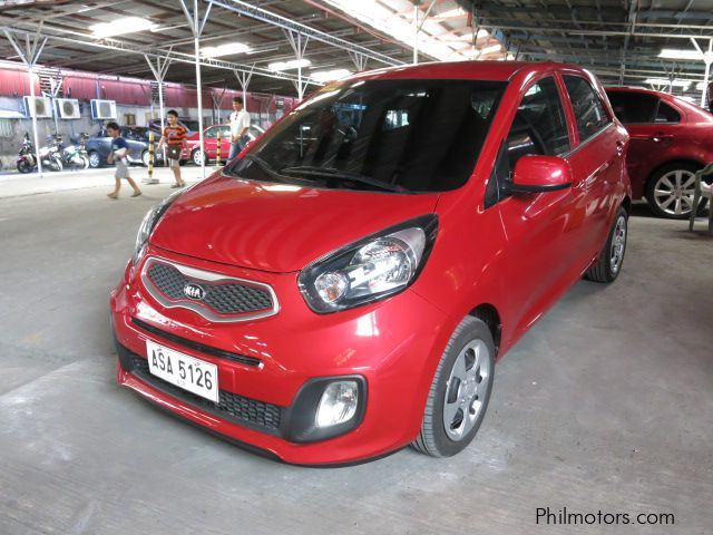 Used Kia Picanto 2014 Picanto For Sale Pasig City Kia