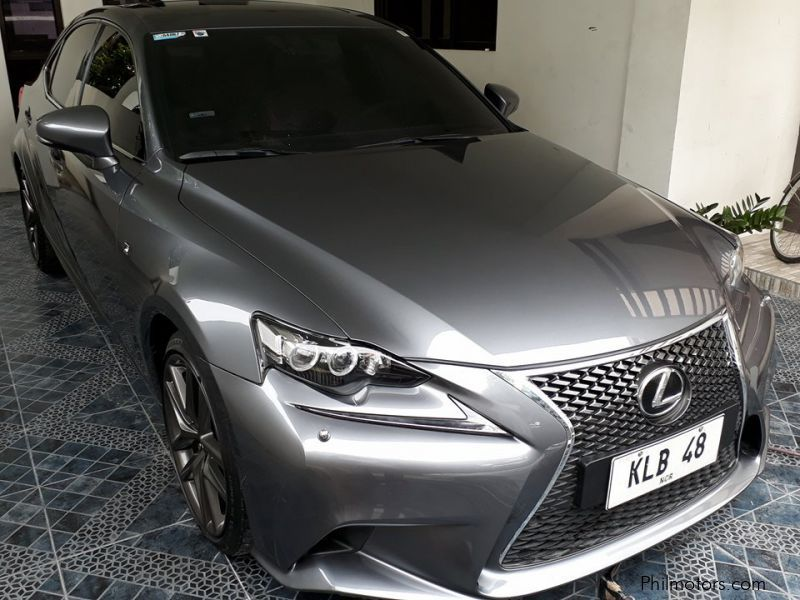 Lexus Lexus Is 350 F Sport In Philippines ...