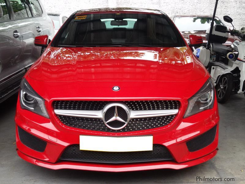 Used mercedes benz cla 250 2014 cla 250 for sale for Cla mercedes benz for sale