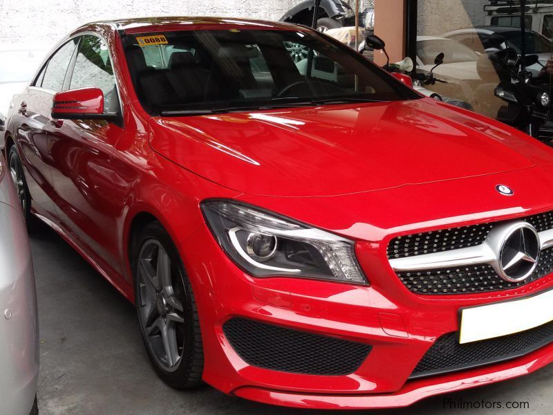 Used Mercedes-Benz CLA 250 | 2014 CLA 250 for sale ...