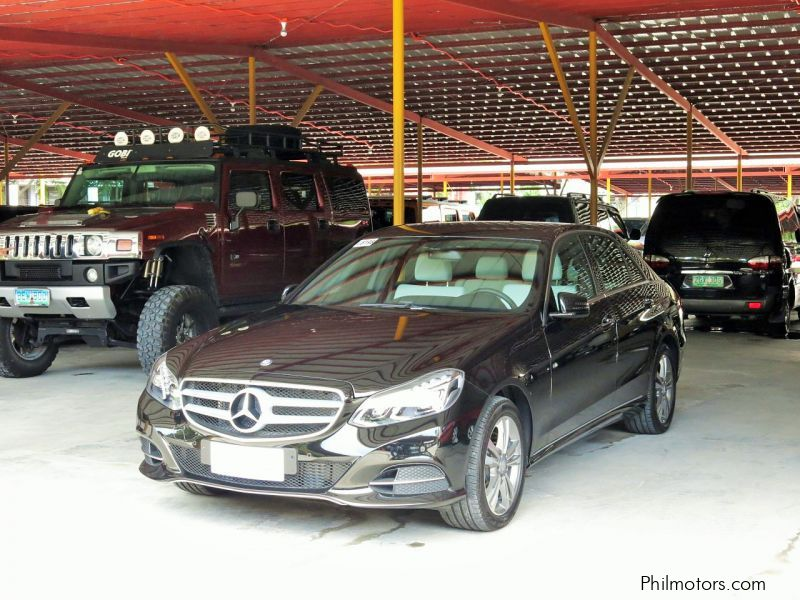 New mercedes benz e25 2014 e25 for sale pasig city for Mercedes benz philippines price list