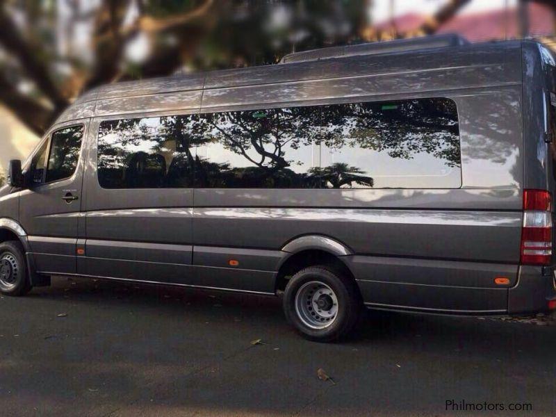 Minibus For Sale >> Used Mercedes-Benz Sprinter - Minibus | 2014 Sprinter - Minibus for sale | Pasig City Mercedes ...