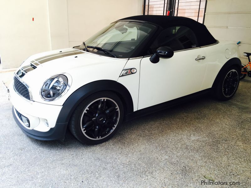 Used mini cooper s roadster 2014 cooper s roadster for for Cooper motors used cars