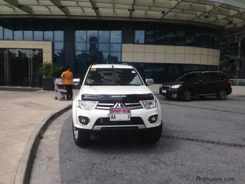 Used Mitsubishi Montero Sport Gls V 2014 Montero Sport