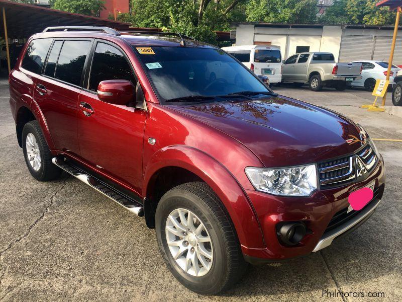 Used Mitsubishi Montero Sport GLX   2014 Montero Sport GLX for sale   Quezon City Mitsubishi