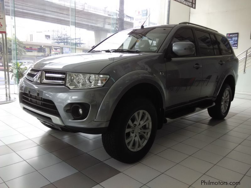 2014 Mitsubishi Montero Sport Philippines